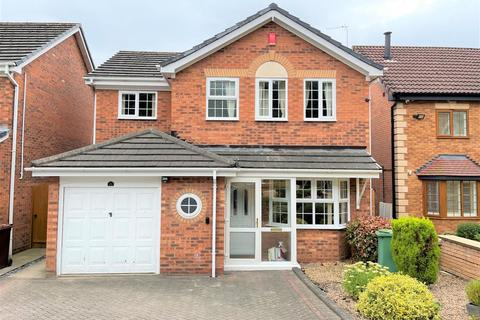 4 bedroom detached house to rent - 21 St. Catherine Close, Walsall