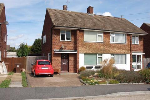 3 bedroom semi-detached house for sale - Nabbott Road, Chelmsford