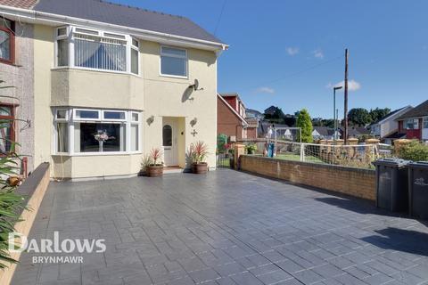 3 bedroom semi-detached house for sale - Meadow Crescent, Tredegar