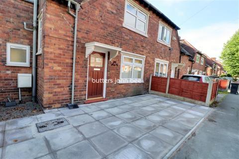 3 bedroom terraced house to rent - Claughton Avenue, Crewe