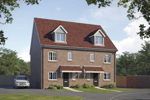 3 bedroom detached house for sale - Plot 286, The Daphne at Horwood Gardens, Gartree Road, Oadby LE2