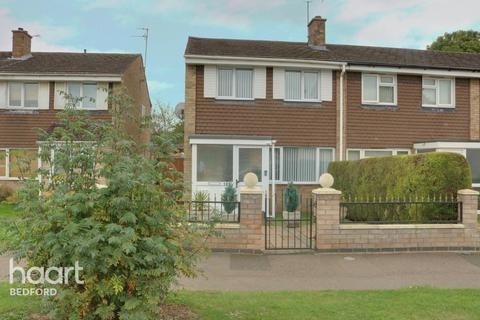3 bedroom terraced house for sale - Old Ford End Road, Bedford