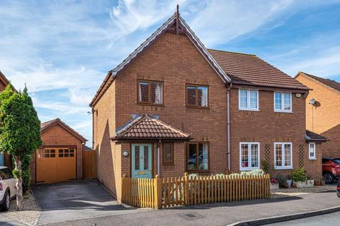 3 bedroom semi-detached house for sale - Thornhill Drive, Swindon SN25 4GG