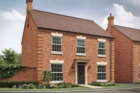 4 bedroom detached house for sale - Plot 442, 444, The Barnwell 4th Edition at Davidsons at Wellington Place, Davidsons at Wellington Place, Leicester Road LE16