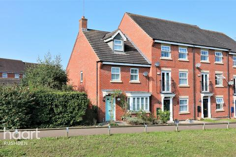 3 bedroom end of terrace house for sale - Blackwell Close, Higham Ferrers