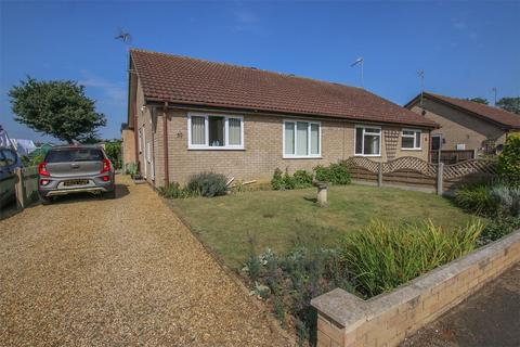 2 bedroom semi-detached bungalow for sale - 30 Burghley Road, South Wootton