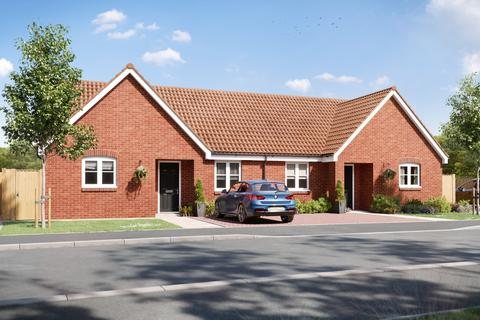 2 bedroom bungalow for sale - Plot 178, The Shotton at Hartnells Farm, Bawler Road, Monkton Heathfield TA2