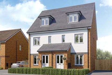 3 bedroom semi-detached house for sale - Plot 75, The Saunton at Badbury Park, Wilbury Close, Marlborough Road SN3