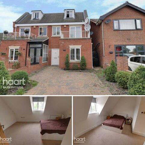 4 bedroom semi-detached house for sale - Cranbrook Road, Barkingside