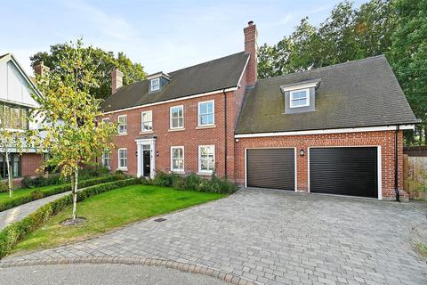 5 bedroom detached house for sale - Woodland Way, Edney Common, Chelmsford, CM1