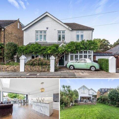 4 bedroom detached house for sale - Sunningdale Road, Bromley