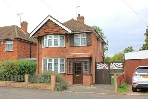 3 bedroom detached house for sale - Mossdale Road, Leicester