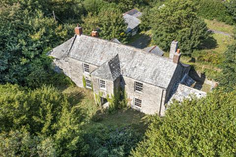 5 bedroom manor house for sale - Bossiney, Tintagel