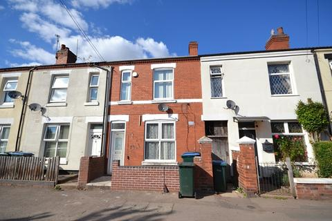 2 bedroom terraced house for sale - Oliver Street, Coventry CV6 5FD