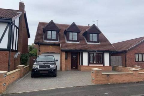 4 bedroom detached house for sale - Shrewsbury Close, Little Benton