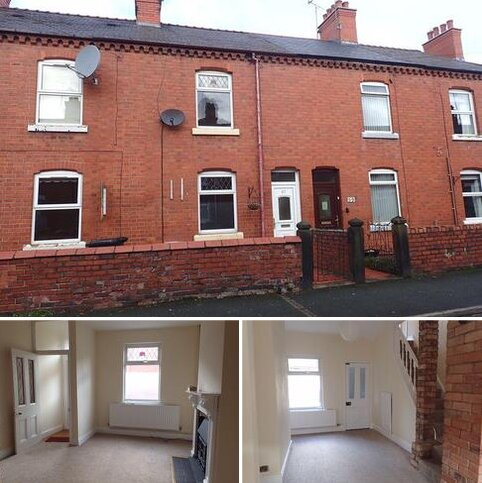2 bedroom terraced house to rent - Available Immediately 57 Edward Street LL13 7RY
