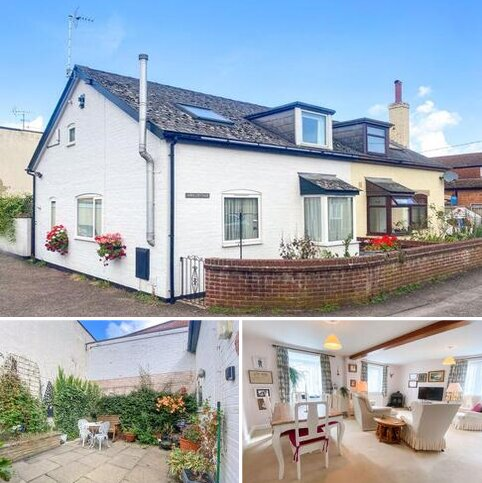 2 bedroom semi-detached house for sale - Post Office Lane, Wantage