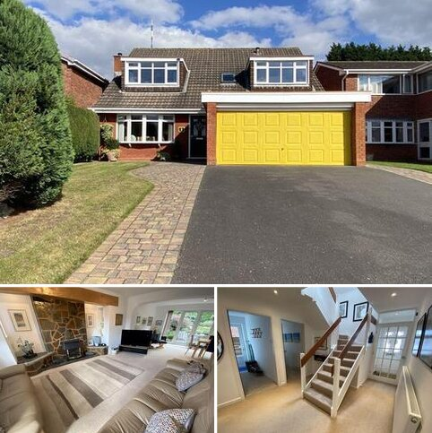 4 bedroom detached house for sale - Chelsea Drive, Four Oaks, Sutton Coldfield, B74 4UG