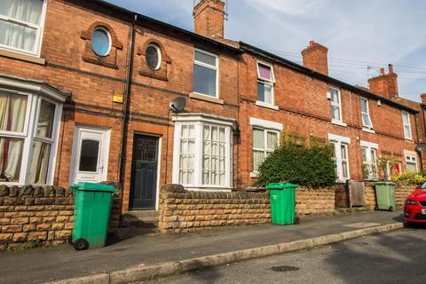 2 bedroom terraced house to rent - Crossley Street, Sherwood, Nottingham, NG5 2LF