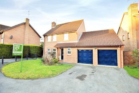 4 bedroom detached house to rent - Bedfordshire Down, Warfield, Bracknell, Berkshire, RG42