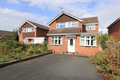 3 bedroom detached house for sale - Caernarvon Close, Market Drayton