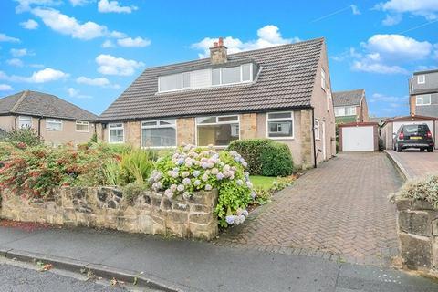 3 bedroom semi-detached bungalow for sale - Crown Drive, Wyke, Bradford, BD12