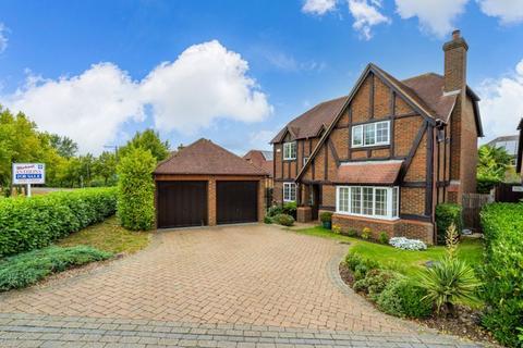 5 bedroom detached house for sale - Loxbeare Drive, Furzton, Milton Keynes