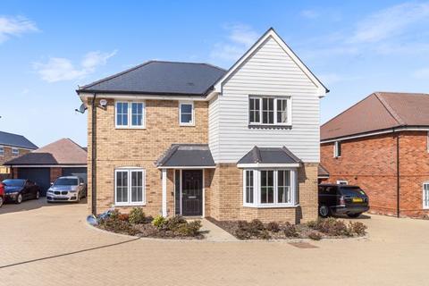 4 bedroom detached house for sale - Caffyn Place, Broadbridge Heath