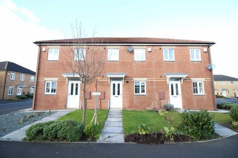 2 bedroom terraced house to rent - Kingsbury Court, Longbenton