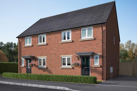 3 bedroom semi-detached house for sale - Plot 24B, The Eveleigh at Grainbeck Lane, Paddock Fields, Killinghall, North Yorkshire HG3