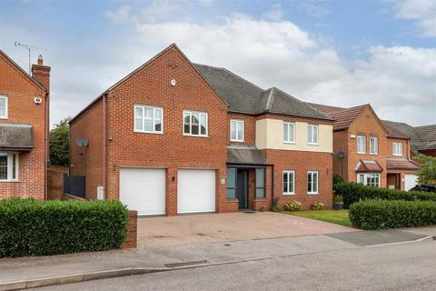 5 bedroom detached house for sale - Drovers Way, Desford