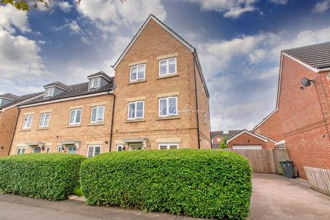 4 bedroom end of terrace house for sale - Mostyn Square, Llanishen, Cardiff