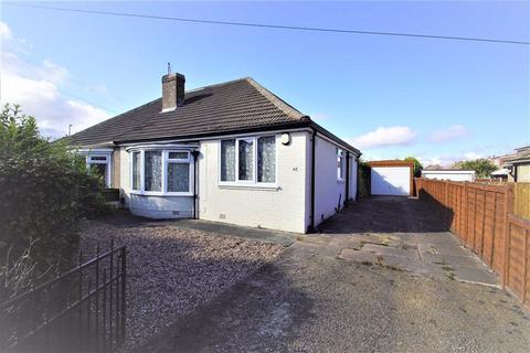 2 bedroom semi-detached bungalow for sale - Lulworth Crescent, Leeds