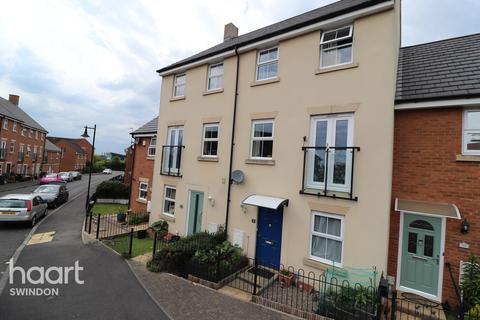 4 bedroom terraced house for sale - Wharncliffe Street, Swindon