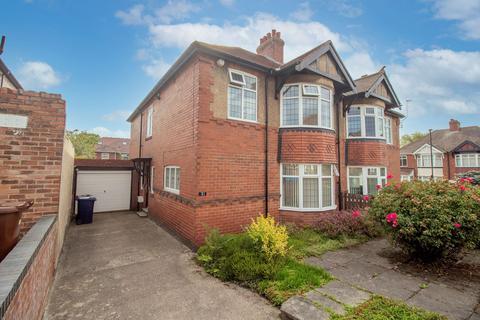 3 bedroom semi-detached house for sale - Ventnor Avenue, Grainger Park, Newcastle upon Tyne, Tyne and Wear, NE4 8RX