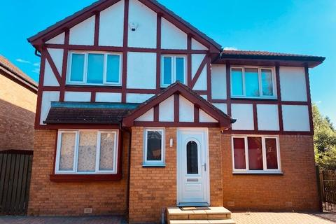 4 bedroom detached house to rent - John Marshall Drive, Bishopbriggs, Glasgow, G64