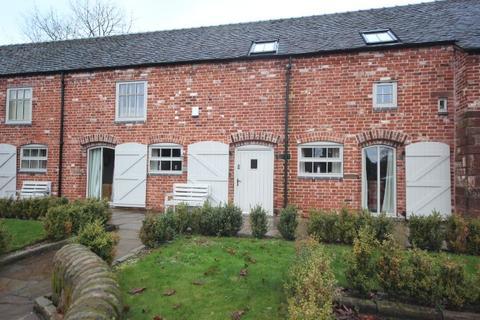 3 bedroom cottage to rent - Dove Farm Barns, Blythe Bridge Road