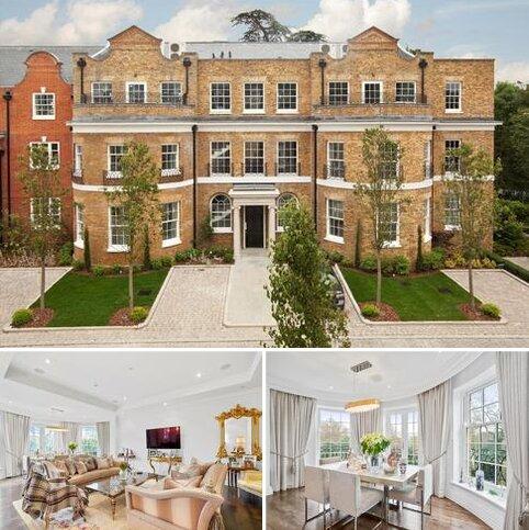 2 bedroom flat to rent - Milbourne House, Princess Square, Esher, Surrey, KT10