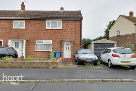 2 bedroom end of terrace house for sale - Queensway, Sheerness