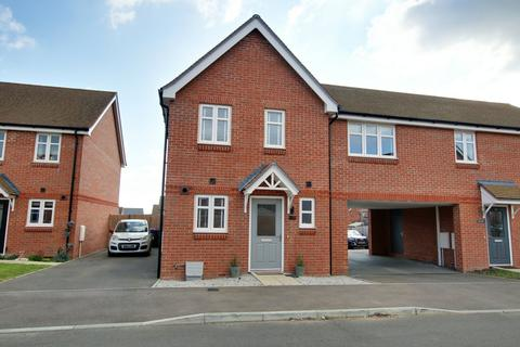 2 bedroom semi-detached house for sale - Lupin Spinney, Worthing, BN13