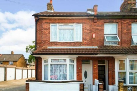 3 bedroom end of terrace house to rent - Falcon Street, Plaistow, London E13