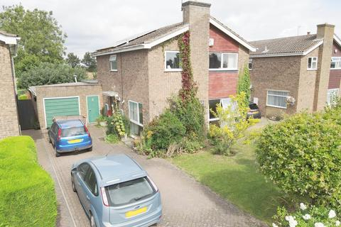 4 bedroom detached house for sale - Francis Dickins Close, Wollaston, Northamptonshire, NN297RH