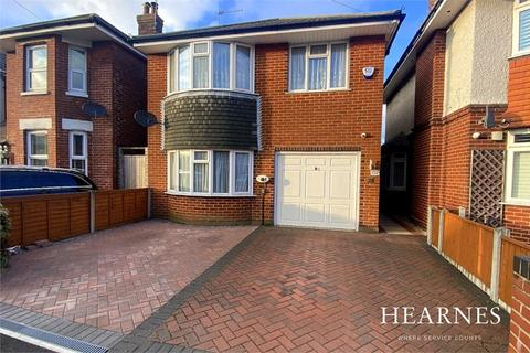 3 bedroom detached house for sale - King George Avenue, Moordown, Bournemouth