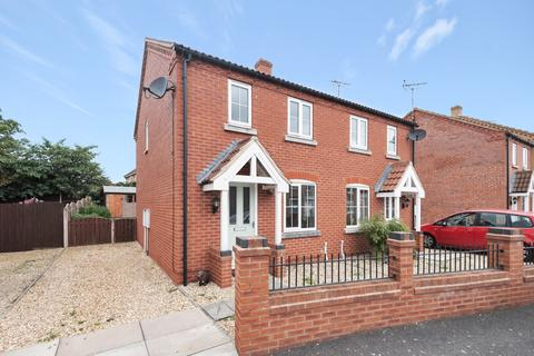 2 bedroom semi-detached house for sale - Falcon Way, Sleaford, NG34