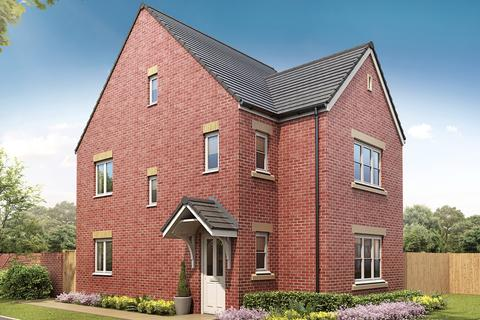 4 bedroom detached house for sale - Plot 112, The Earlswood Corner at The Hamptons, Keele Road ST5
