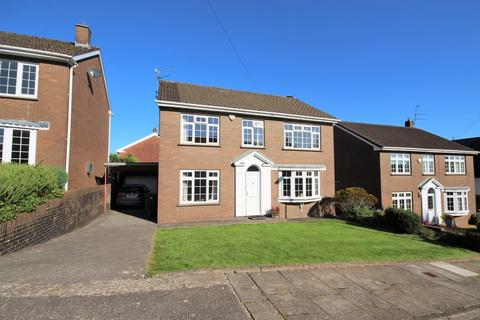 4 bedroom detached house for sale - Brummell Drive, Creigiau, Cardiff