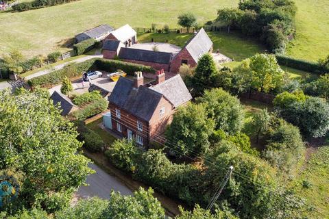 5 bedroom farm house for sale - Glebe Farmhouse, Morrey, Yoxall