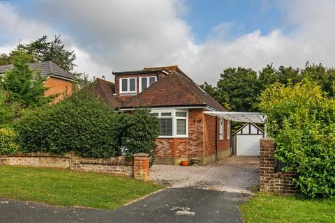 4 bedroom detached bungalow for sale - Downlands Road, Oliver's Battery, Winchester, SO22