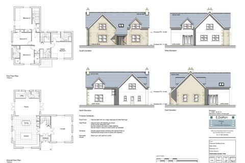 4 bedroom property with land for sale - Building Plot, Blairingone, FK14 7NY