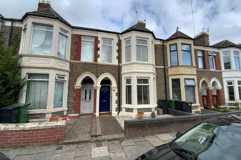 3 bedroom terraced house for sale - Manor Street, Cardiff